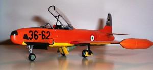 Lockheed T 33 2