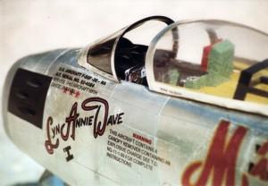 North American F-86E Mig Mad Marine