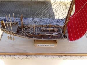 Nave mercantile egizia